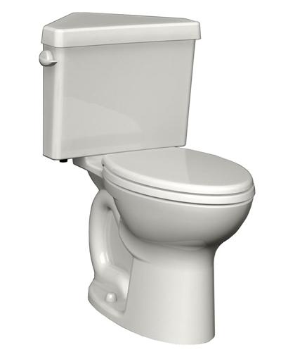 American Standard 270AD001.020 Cadet 3 Corner Toilet