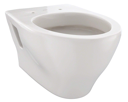TOTO CT418F#12 Aquia Wall-Hung Toilet Bowl