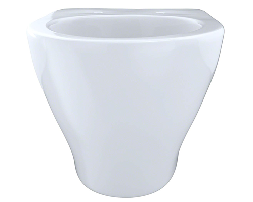 TOTO CT418F#01 Aquia Wall-Hung Toilet Bowl