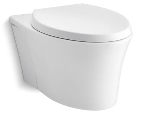KOHLER K-6299-0 Veil Toilet Bowl