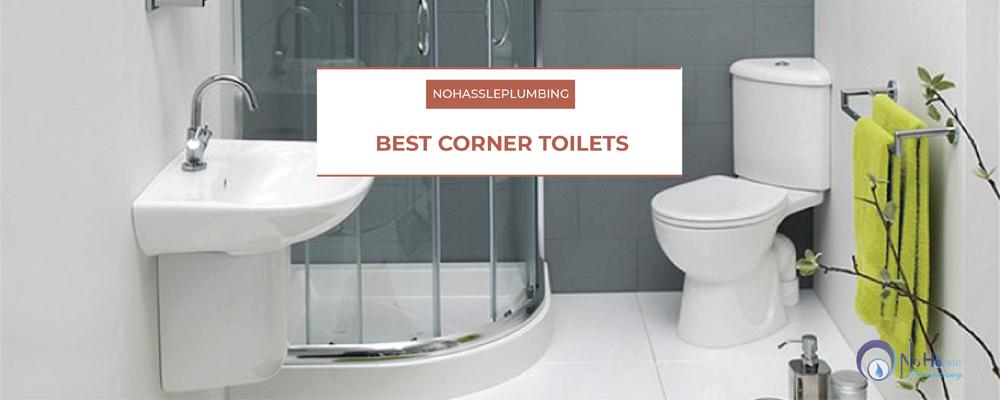 Dual Flush Corner Toilet Tank Grade A Vitreous China White